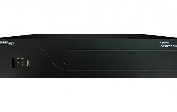 2.0MP 25 Kanallı NVR Cihazı (8 Sata)