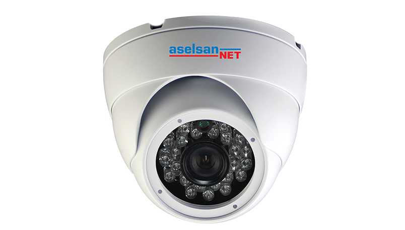 1.3MP IR Dome IP Kamera (20 mt.)