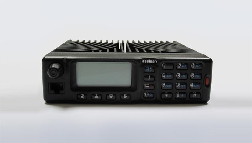 4725 UHF DMR Araç Telsizi