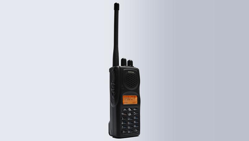 4715 UHF DMR El Telsizi