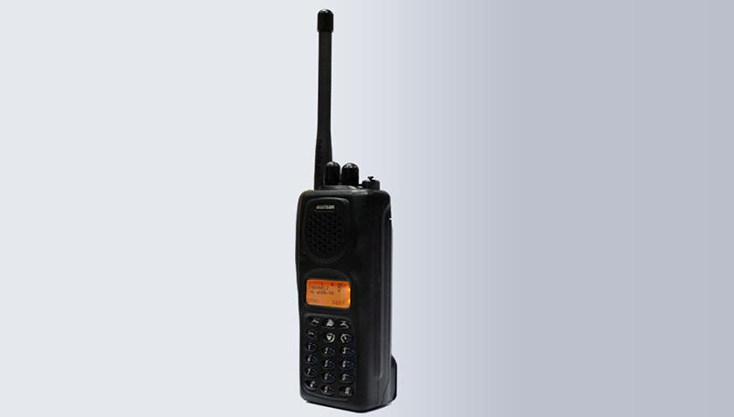 4715 UHF APCO25 El Telsizi