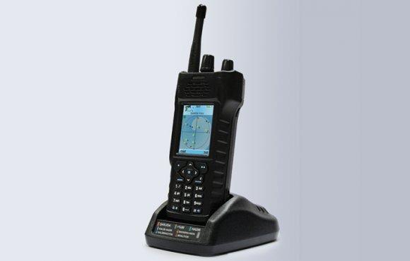 4911 VHF APCO25 GPS'li El Telsizi