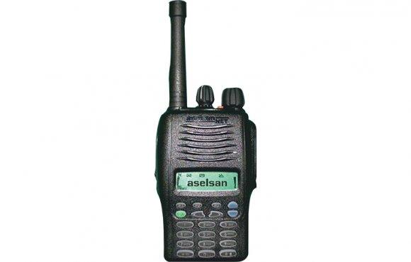 415 UHF Analog El Telsizi