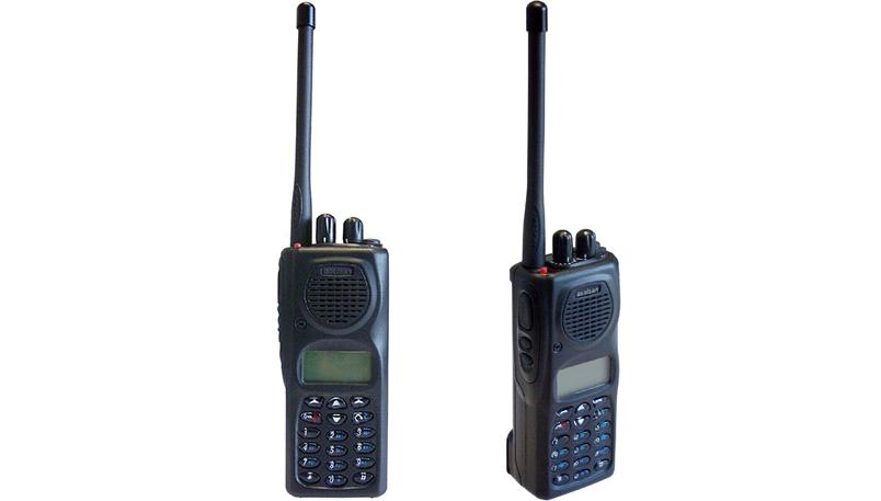 4712 VHF Analog El Telsizi