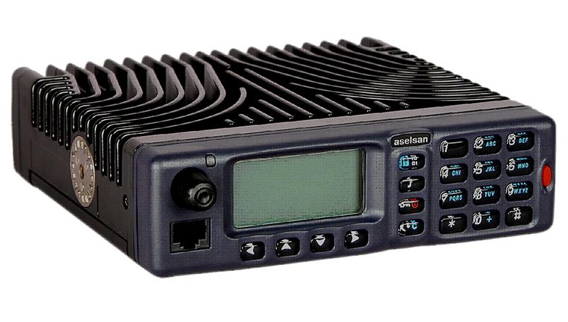 4722 VHF Analog Araç Telsizleri