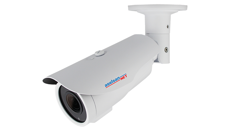 1.3MP IR Bullet IP Kamera – Varifocal (40 mt.)