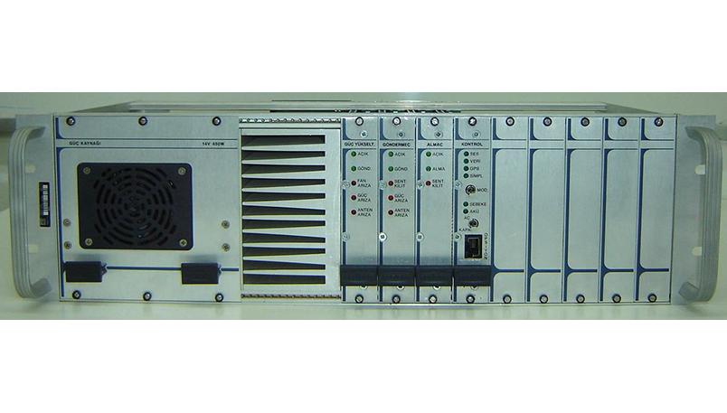 4741 VHF APCO25 Tekrarlayıcı Telsiz