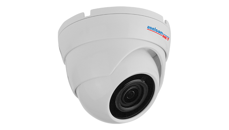 2.0MP IR Dome IP Kamera (20 mt.)