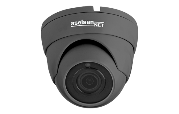 2.0MP IR Dome IP Kamera – Varifocal (30 mt.)