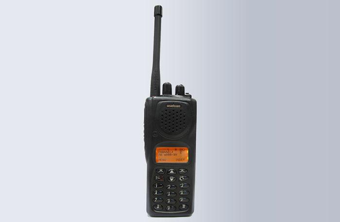 4711 VHF DMR El Telsizi