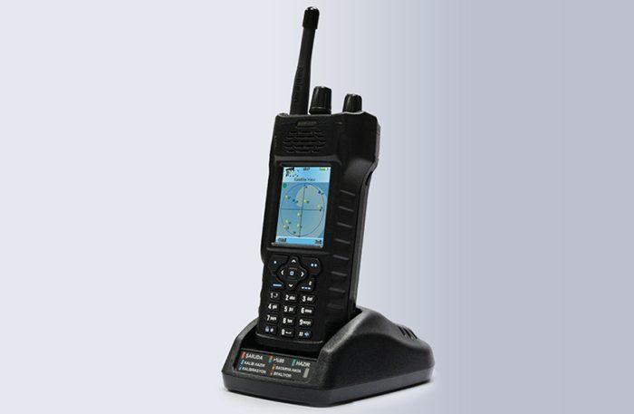 4911 VHF APCO25