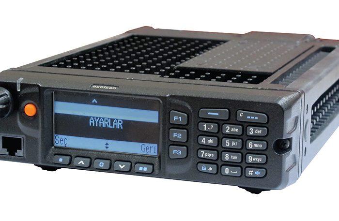 4945 UHF APCO25