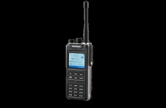VHF DMR El Telsizi